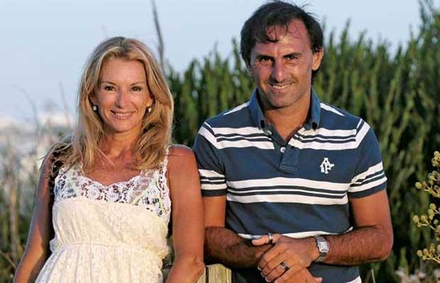 Yanina Latorre y el desopilante relato de cómo fue su noviazgo con Diego