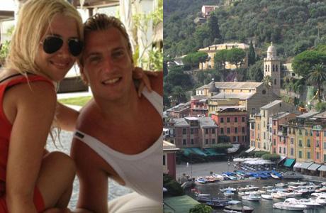 "Wanda Nara se instaló en Génova: ""Es muy parecido a Mónaco"""