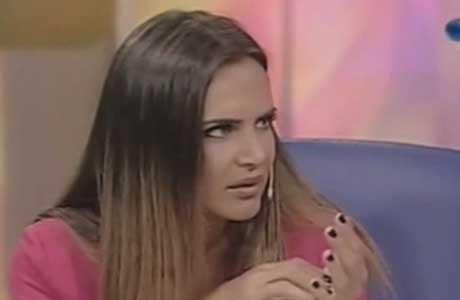 Amalia Granata opinó sobre el rumor de romance entre Rocío Marengo y su ex, Cristian Fabbiani