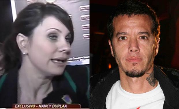 Nancy Dupláa habló del estado de ánimo de Sebastián Ortega