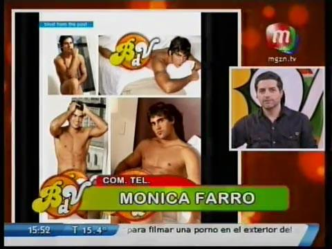 El misterioso novio hot de Mónica Farro