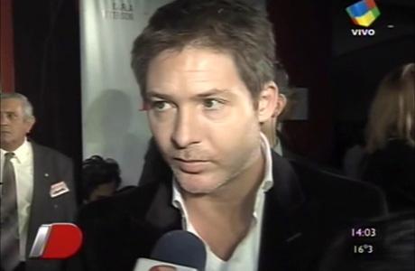 Adrián Suar habló del rating de ShowMatch