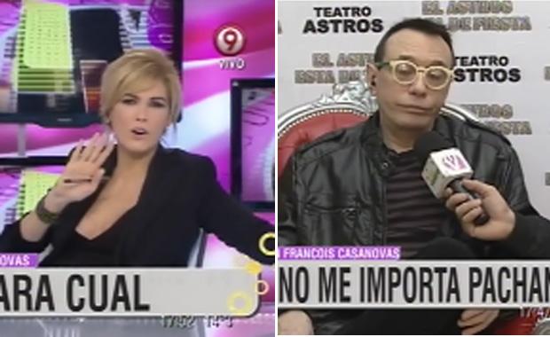 """El enojo de Viviana Canosa: cortó un móvil en vivo y """"se despachó"""" contra los famosos"""