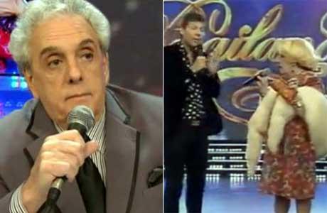 Antonio Gasalla habló tras el tenso momento en vivo con Marcelo Tinelli