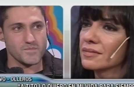 Tito Speranza y Marcela Villagra: emocionados con su amor y las ganas de ser padres