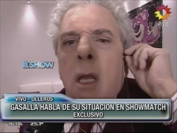 Antonio Gasalla y sus comentarios picantes en Este es el show
