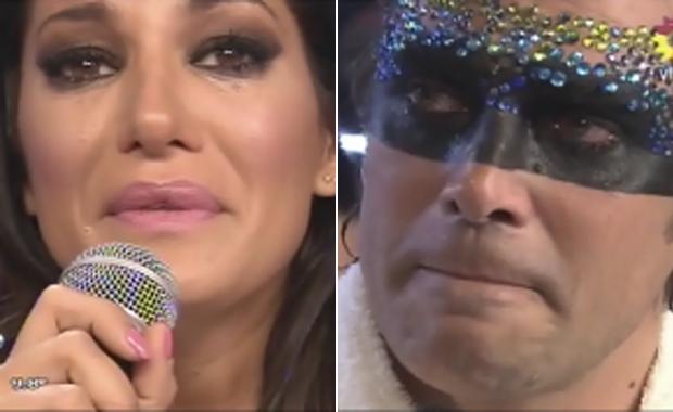Matías Alé y Silvina Escudero se amigaron… ¡y lloraron!