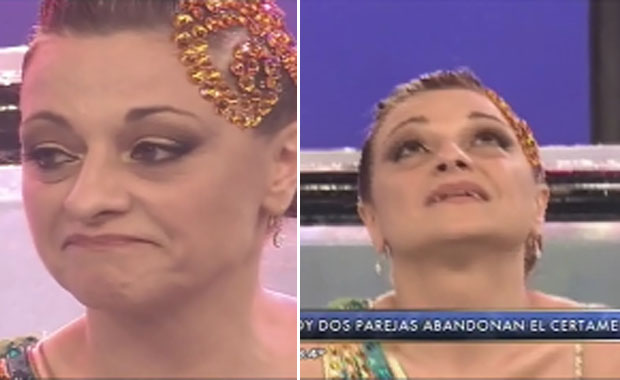 Marcela Feudale: drama y crisis en pleno duelo de Aquadance