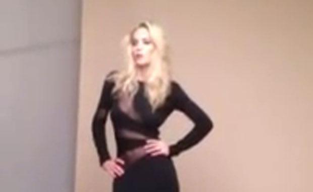 Luisana Lopilato posó sensual para Vanity Fair: ¡foto y video del backstage!