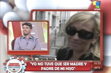 """Habló la madre de Diego Maradona Junior: """"Maradona me da mucha pena"""""""