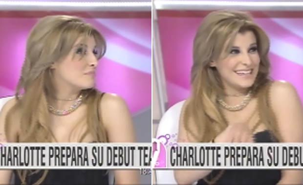 A Charlotte Caniggia le preguntaron por su noviazgo y ella…