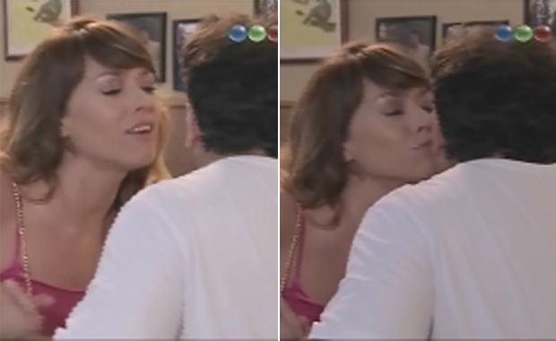 Coki Ramírez volvió a seducir en tevé: actuó en Dulce Amor recordando viejos amores