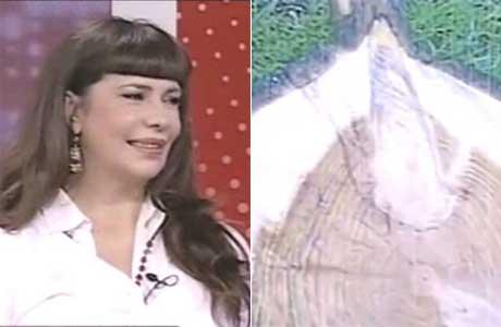 Susana Romero y su experiencia de fe: se le apareció la Virgen en el tronco de un árbol