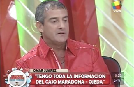 Verónica Ojeda y Claudia Villafañe se encontraron cara a cara en un Juzgado