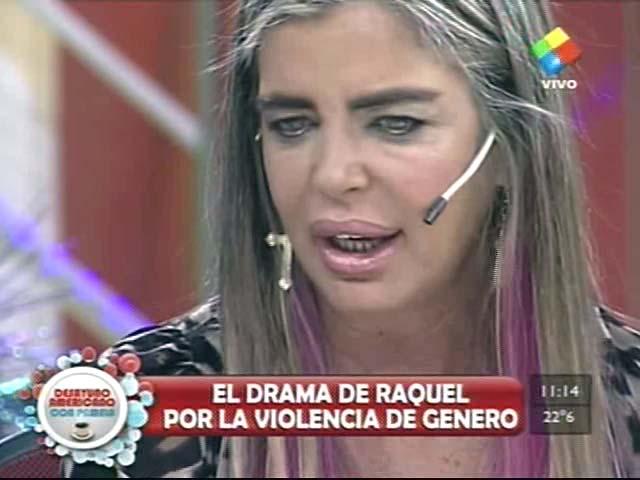 """Raquel Mancini denunció violencia de género: """"Estuve cuatro años con un enfermo"""""""