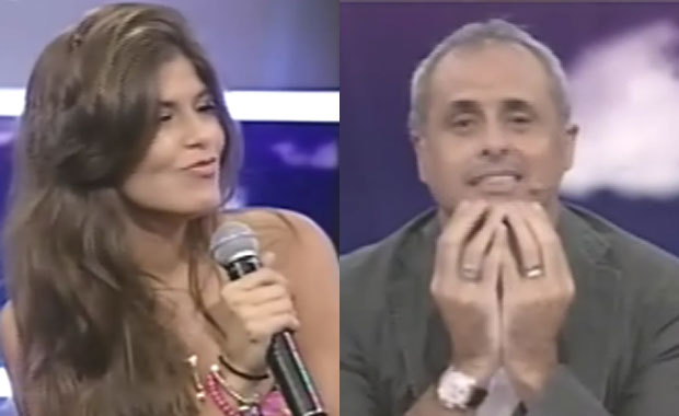 Loly Antoniale reveló que Jorge Rial le propuso casamiento… ¡y que le dijo que no!