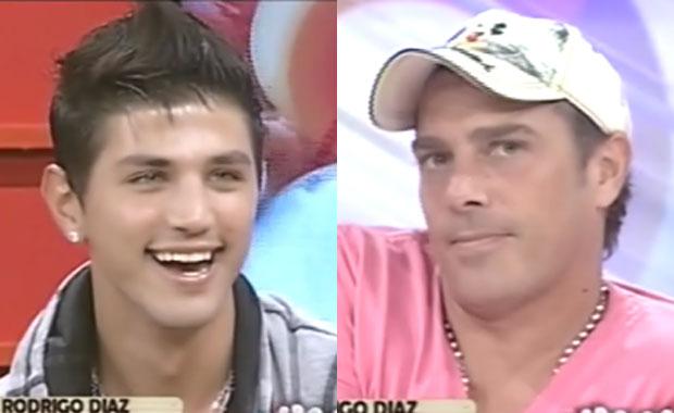 "Rodrigo Díaz le ""tiró los galgos"" a Matías Alé en vivo"