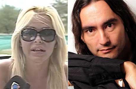 Escándalo judicial entre Nazarena Vélez y Daniel Agostini por su hijo