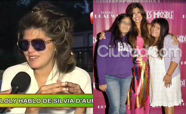 """Loly Antoniale y las hijas de Rial: """"Les quiero enseñar el amor y el respeto por su mamá"""""""