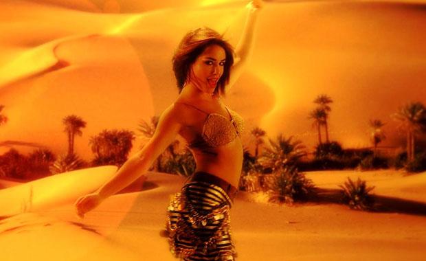 Lali Espósito y un destape  al estilo Shakira: ¡mirá su sensual baile en Solamente vos!