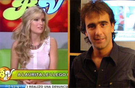 Laurita Fernández blanqueó: