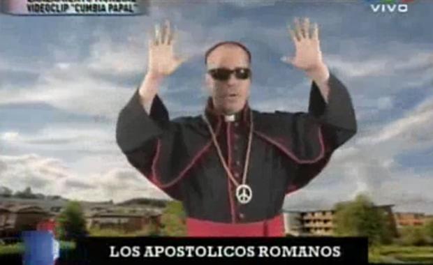La Cumbia Papal de Sin Codificar: el videoclip oficial