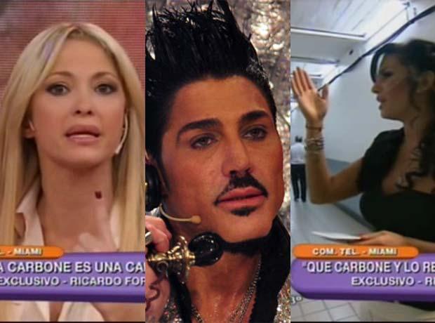 Escándalo en Dale!: Vanesa Carbone y Violeta Lo Re desataron la furia de Ricardo Fort