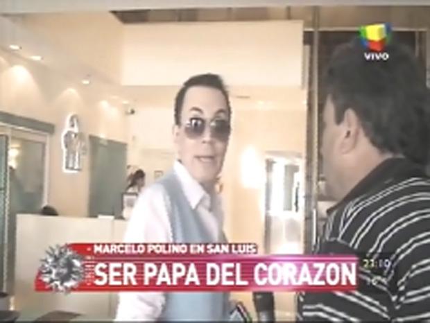 La palabra de Marcelo Polino, sobre la adopción de un hijo en San Luis: