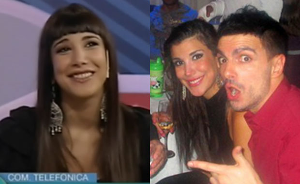Andrea Rincón, a full: cambio de look… y chat hot con Ale Sergi