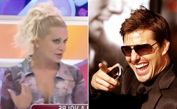 Paula Volpe insiste en que Tom Cruise quiso conocerla: