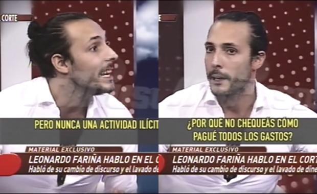 Las confesiones e infidencias de Leonardo Fariña en el corte de Intrusos