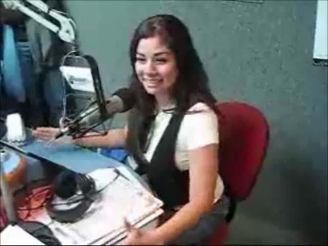 Isabel Arraiza, la chica de las mil voces