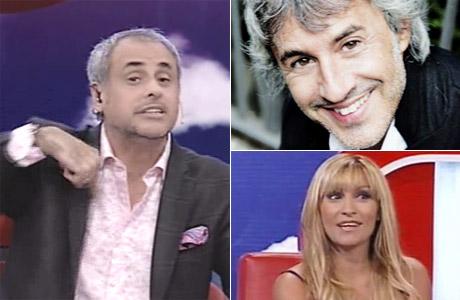 La graciosa defensa de Jorge Rial a Marcela Tauro, tras haber sido