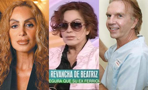 Beatriz Salomón, radical nuevo look y denuncia a su ex