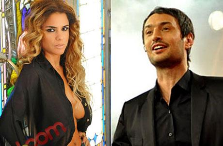 Marina Calabró y Daniel Tognetti: encuentro secreto... ¿romance?