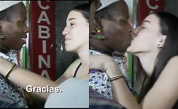 Shada y Nicole Moreno, cada vez más cerca en Perdidos en la tribu