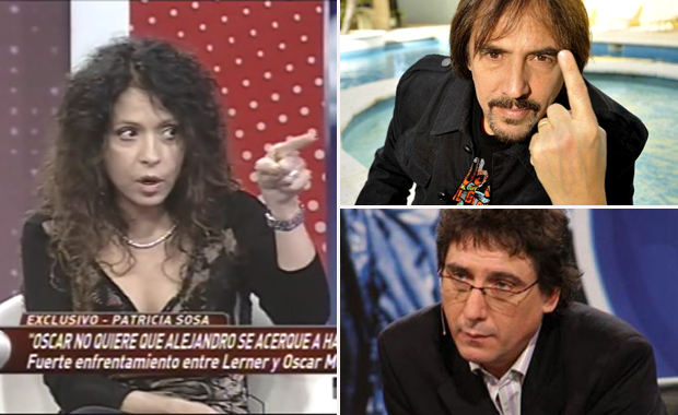 Patricia Sosa, durísima contra Alejandro Lerner: