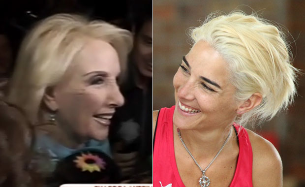 Mirtha Legrand opinó del drástico cambio de look de Juana Viale