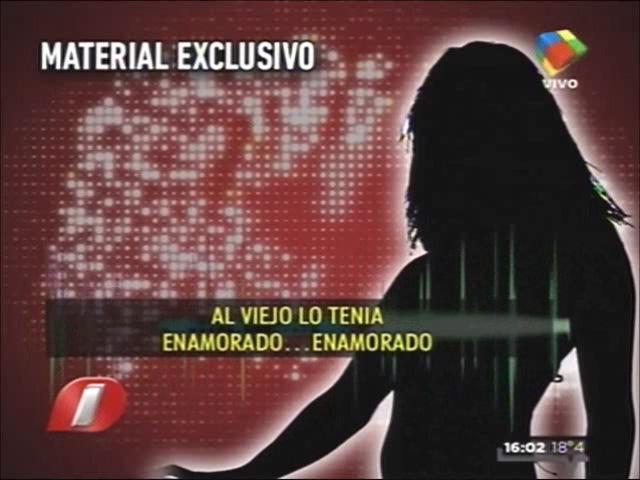 El audio del video prohibido que Luis Ventura mostró en Intrusos