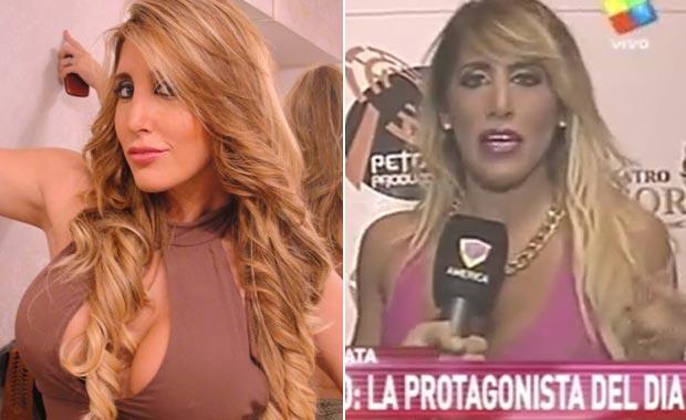 Ayelén Paleo y el video prohibido de Intrusos: