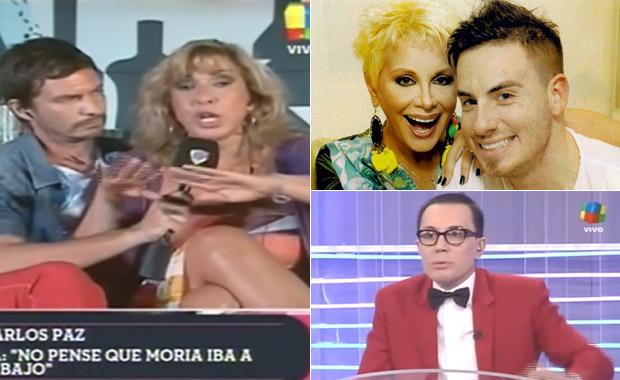 Carmen Barbieri y Federico Bal renunciaron por Twitter a Viviendo con las estrellas y Georgina Barbarossa ¡casi los sigue al aire!
