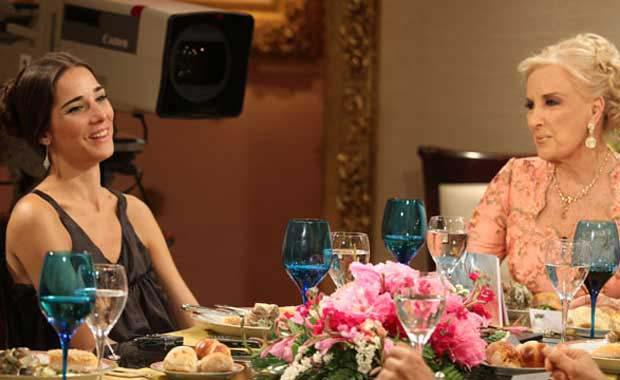 "Mirtha Legrand: ""Juanita Viale nunca me dijo que se separó de Gonzalo Valenzuela"""