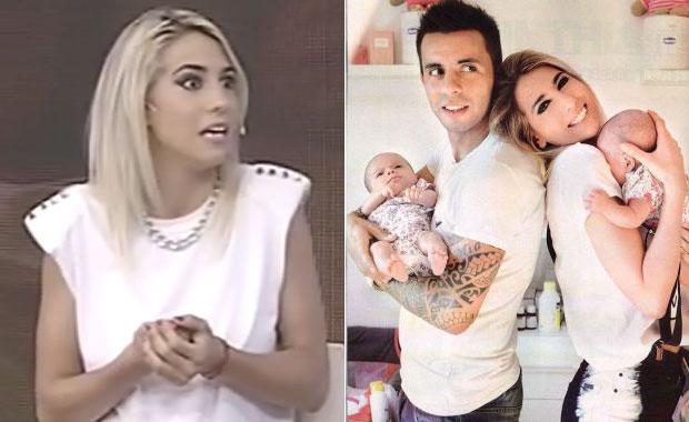 Cinthia Fernández y un susto con la ex niñera de sus mellizas: