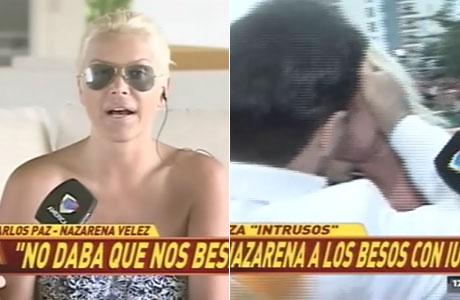 Nazarena Vélez ¿se amigó? con Mariano Iúdica: