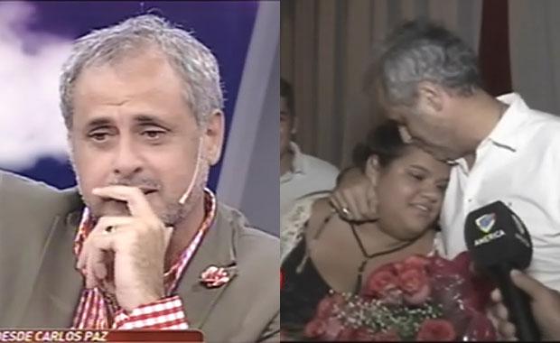 La emoción de Jorge Rial por el cumpleaños de su hija: