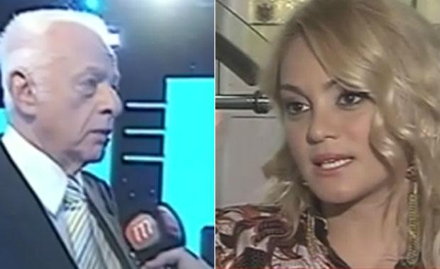 """Gerardo Sofovich, duro con María Eugenia Ritó: """"No puedo entender hasta qué nivel llegó con esa confesión innecesaria"""