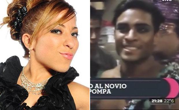 Noelia Pompa, de novia con un compañero de Stravaganza