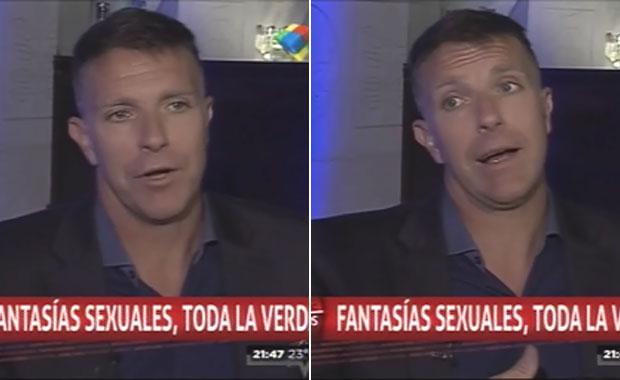 Alejandro Fantino habló de los rumores de su sexualidad