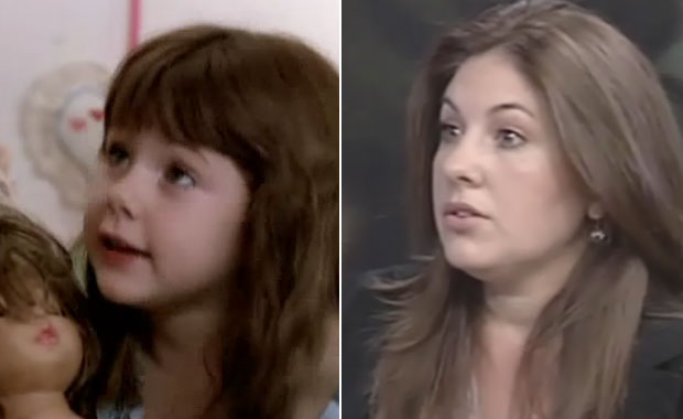 Mirá cómo está hoy la nena de La historia oficial, a 29 años de su estreno