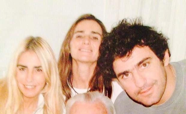 Mirta Rodríguez, hermana Fabián: